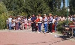 День памяти жертв массированной бомбардировки в Сталинграде.